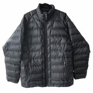 White Sierra Down Filled Puffer Jacket XL